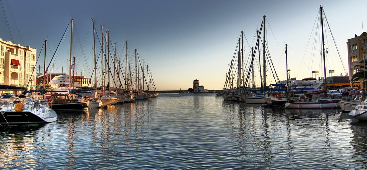 Puerto deportivo de Almerimar, Almería Espesca (4)