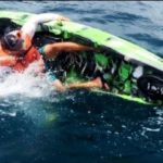 Sobrevive a un ataque de tiburón mientras pescaba EsPesca