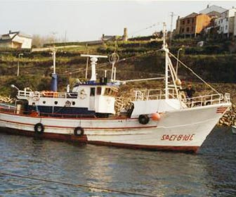Barcos palangreros