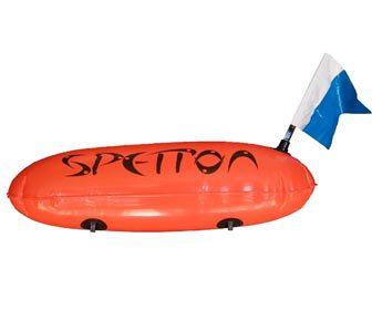 Boya plancha flotador pesca submarina