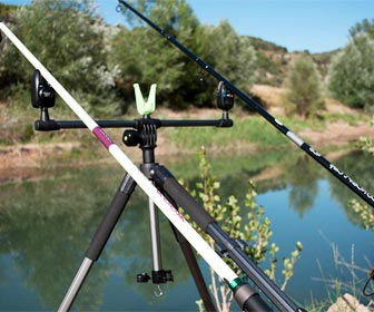 Cañas de carpfishing
