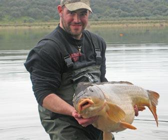 Carpfishing todo sobre la pesca de carpas