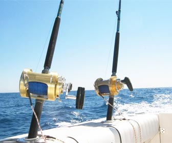 Carretes alta gama multiplicadores pesca jigging