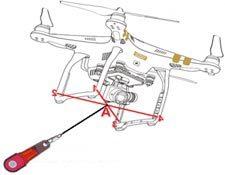 Como pescar con drones paso 2