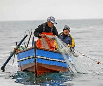 Di si a la pesca sostenible