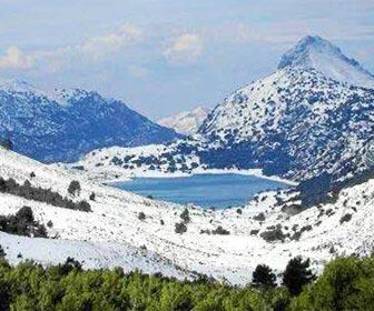Embalse de Gorg Blau, Mallorca