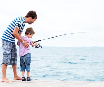 Iniciarse en la pesca deportiva
