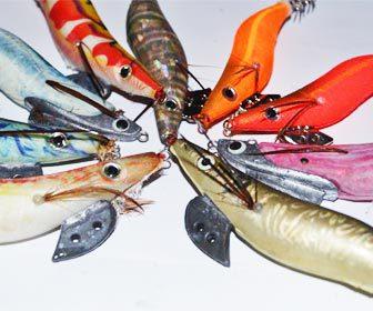 Jibioneras pesca eging