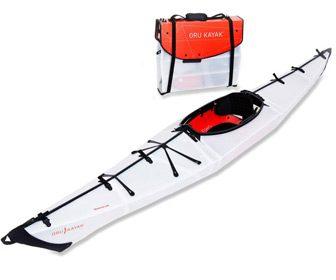 Kayak desmontable Oru Kayak para viajeros
