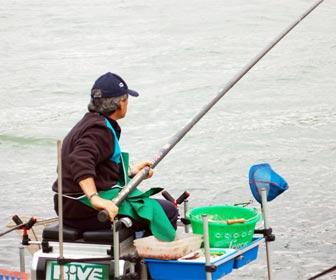 La pesca a pulso