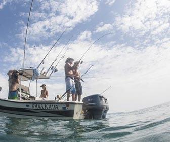 La pesca desde barco trucos y tecnicas