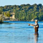 Los 10 lagos mas bonitos para pescar en España