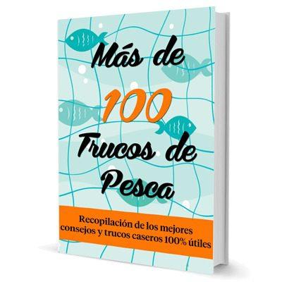 Libro Más de 100 Trucos sobre la pesca