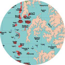 Lugares y zonas de pesca