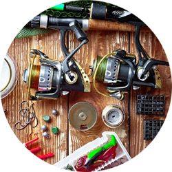 Artículos y material de pesca