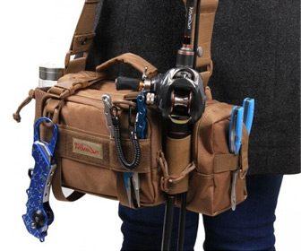 Mejores bolsas para salir a pescar