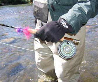 Mejores guantes para pesca a mosca