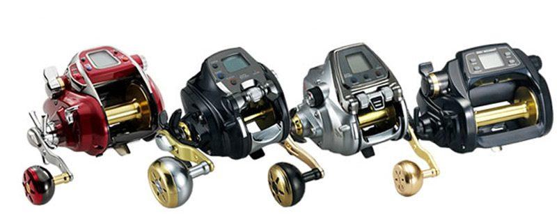Mejores marcas modelos de carretes electricos de pesca