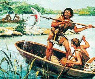 Origen de la pesca en la Prehistoria