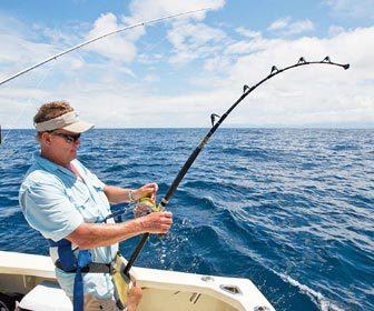 Pesca al jigging embarcacion