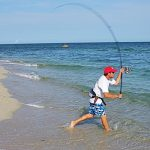 Pesca Surfcasting, trucos y consejos para pescar desde playa con lances increíbles