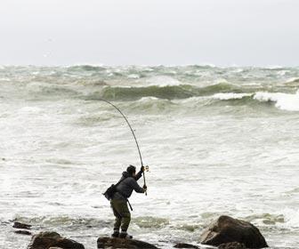 La pesca deportiva como actividad física