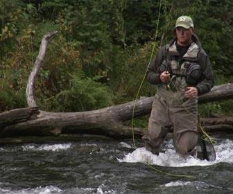 Pesca deportiva con mosca