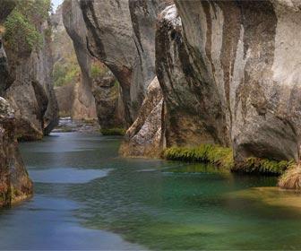 Pocas rio Jucar