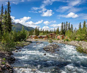 Ríos de pesca en Alaska