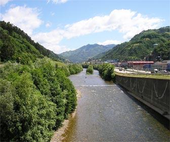 Rio Caudal Asturias