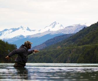 Temporada de pesca en invierno