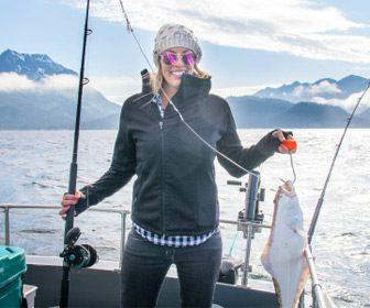 Viajes de pesca a Alaska