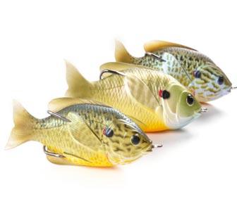 Vinilos de pesca reales